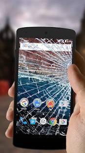 Androidアプリ「壊れた画面 (ジョーク) joke」のスクリーンショット 2枚目