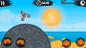 Androidアプリ「Moto X3M Bike Race Game」のスクリーンショット 1枚目