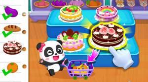 Androidアプリ「リトルパンダの夏:アイスクリームバー」のスクリーンショット 4枚目