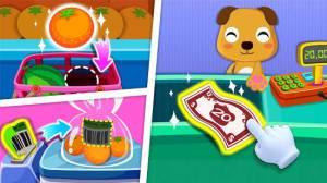 Androidアプリ「リトルパンダの夏:アイスクリームバー」のスクリーンショット 3枚目