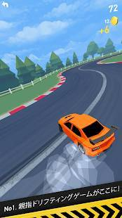 Androidアプリ「Thumb Drift — Furious Car Drifting & Racing Game」のスクリーンショット 2枚目