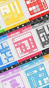 Androidアプリ「Logic Dots」のスクリーンショット 3枚目