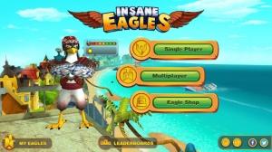 Androidアプリ「Insane Eagles」のスクリーンショット 1枚目