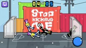 Androidアプリ「Holy Shoot - Soccer Battle」のスクリーンショット 1枚目