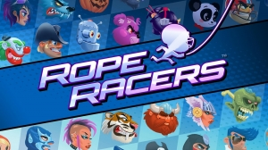 Androidアプリ「Rope Racers」のスクリーンショット 1枚目