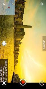 Androidアプリ「Timestamp Camera Free」のスクリーンショット 3枚目