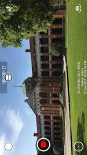 Androidアプリ「Timestamp Camera Free」のスクリーンショット 2枚目