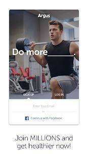Androidアプリ「自動歩数計・ダイエット・ 食事カロリー記録計算・体重管理」のスクリーンショット 5枚目