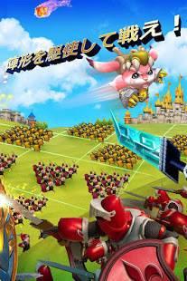 Androidアプリ「ロードモバイル: 戦争キングダム – ストラテジーバトルRPG」のスクリーンショット 3枚目