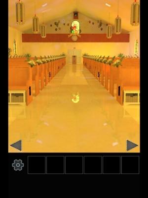 Androidアプリ「脱出ゲーム 結婚式場からの脱出」のスクリーンショット 5枚目