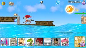 Androidアプリ「モンスターブレイク【アクション型タワーディフェンス】」のスクリーンショット 4枚目