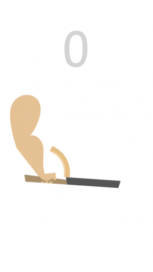 Androidアプリ「Pancake – The Game」のスクリーンショット 2枚目