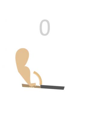 Androidアプリ「Pancake – The Game」のスクリーンショット 5枚目