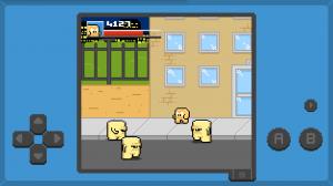 Androidアプリ「Squareboy vs Bullies」のスクリーンショット 4枚目