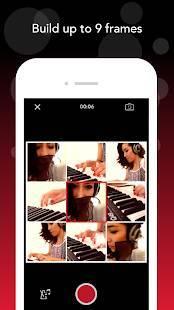 Androidアプリ「アカペラ」のスクリーンショット 2枚目