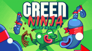Androidアプリ「Green Ninja: Year of the Frog」のスクリーンショット 5枚目
