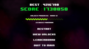 Androidアプリ「Hectic Space 2」のスクリーンショット 5枚目