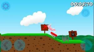 Androidアプリ「Super Bunny Man - Classic」のスクリーンショット 2枚目