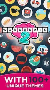 Androidアプリ「WordBrain 2」のスクリーンショット 2枚目