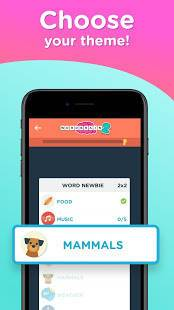 Androidアプリ「WordBrain 2」のスクリーンショット 5枚目