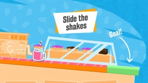 Androidアプリ「Slide the Shakes」のスクリーンショット 1枚目