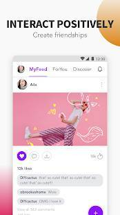 Androidアプリ「ビデオ エディタ –  動画作成 フリー アプリ 編集 ユーチューブ グラム ムービー」のスクリーンショット 5枚目
