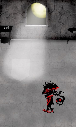Androidアプリ「僕の右目は君にあげる~吸血鬼の恋~【泣ける育成ゲーム】」のスクリーンショット 2枚目