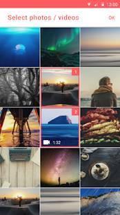 Androidアプリ「FilmStory  - 動画の作成 & 編集ならおまかせ」のスクリーンショット 4枚目