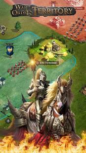 Androidアプリ「ウォー・アンド・ オーダー「War and Order」」のスクリーンショット 2枚目