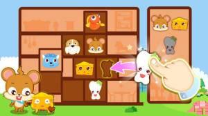 Androidアプリ「パンダのホテルごっこ-BabyBus子供・幼児向け脳トレゲーム」のスクリーンショット 5枚目