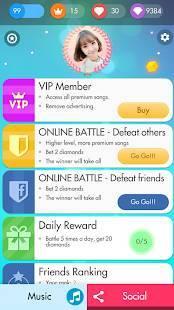 Androidアプリ「Piano Games - 無料音楽ピアノ・ゲーム2019」のスクリーンショット 5枚目