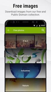 Androidアプリ「Stock Photos by Dreamstime」のスクリーンショット 3枚目