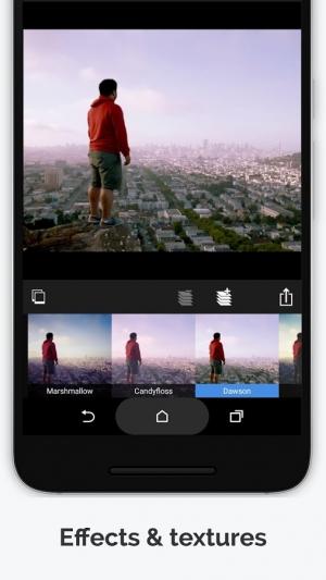 Androidアプリ「Picfx」のスクリーンショット 2枚目