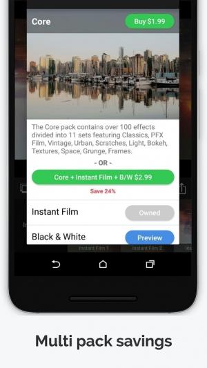 Androidアプリ「Picfx」のスクリーンショット 5枚目