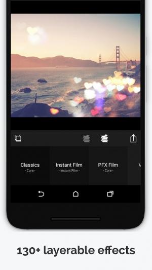 Androidアプリ「Picfx」のスクリーンショット 1枚目
