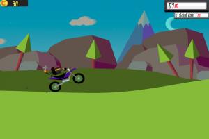 Androidアプリ「Wheelie 2」のスクリーンショット 3枚目