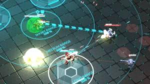 Androidアプリ「Gladiabots」のスクリーンショット 1枚目
