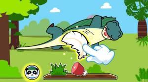 Androidアプリ「恐竜の楽園ーBabyBus 子ども・幼児向け」のスクリーンショット 2枚目