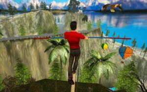 Androidアプリ「Rope Crossing Adventure VR」のスクリーンショット 5枚目