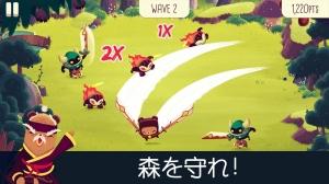 Androidアプリ「Bushido Bear」のスクリーンショット 1枚目