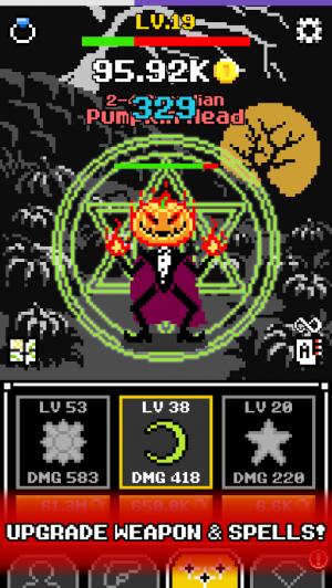 Androidアプリ「Final Friday-Halloween Clicker」のスクリーンショット 3枚目