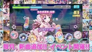 Androidアプリ「8 beat Story アイドル×音楽ゲーム」のスクリーンショット 3枚目