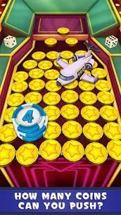 Androidアプリ「Coin Dozer: Casino」のスクリーンショット 1枚目