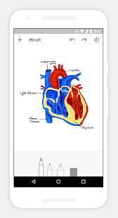 Androidアプリ「Notebook - ノート作りおよび同期化」のスクリーンショット 5枚目