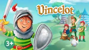 Androidアプリ「Vincelot:騎士の冒険」のスクリーンショット 1枚目
