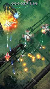 Androidアプリ「Sky Force Reloaded」のスクリーンショット 1枚目