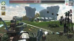 Androidアプリ「War Tortoise (戦争のカメ)」のスクリーンショット 4枚目
