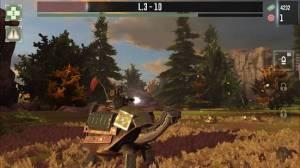 Androidアプリ「War Tortoise (戦争のカメ)」のスクリーンショット 1枚目