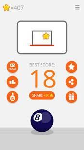 Androidアプリ「Ketchapp Basketball」のスクリーンショット 3枚目