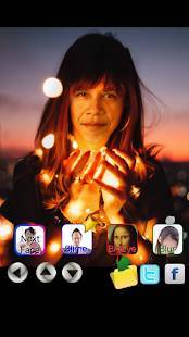 Androidアプリ「簡単変装 顔のせ -collage.click- rear.space」のスクリーンショット 5枚目